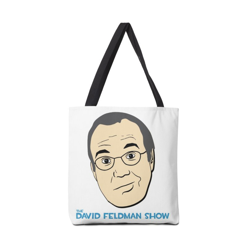 David Feldman Show Tote Bag Accessories Bag by The David Feldman Show Official Merch Store