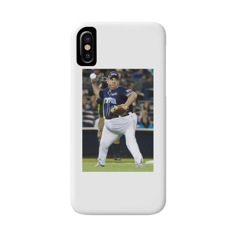 The Chris Christie Collection Accessories Phone Case by The David Feldman Show Official Merch Store