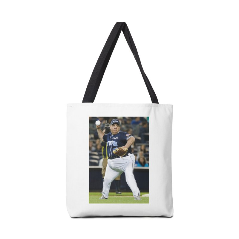 The Chris Christie Collection Accessories Tote Bag Bag by The David Feldman Show Official Merch Store