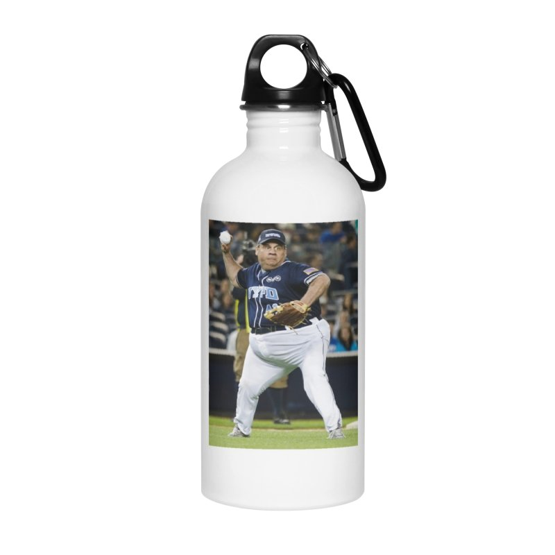 The Chris Christie Collection Accessories Water Bottle by The David Feldman Show Official Merch Store