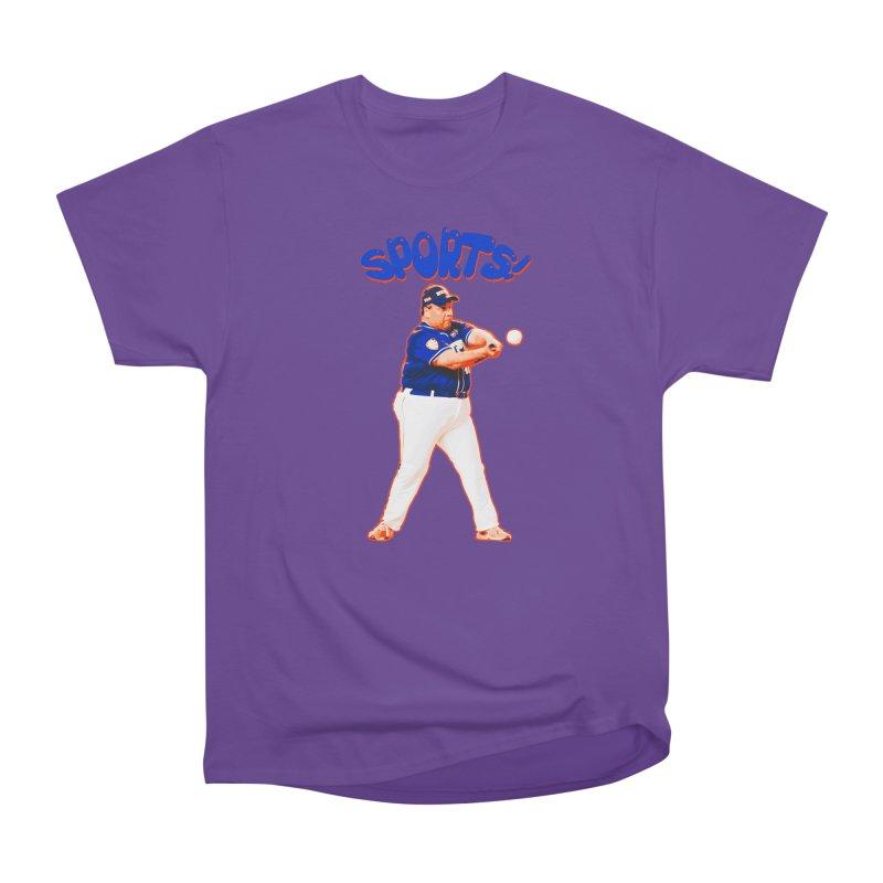 Chris Christie 'Sports' Edition Women's Classic Unisex T-Shirt by The David Feldman Show Official Merch Store