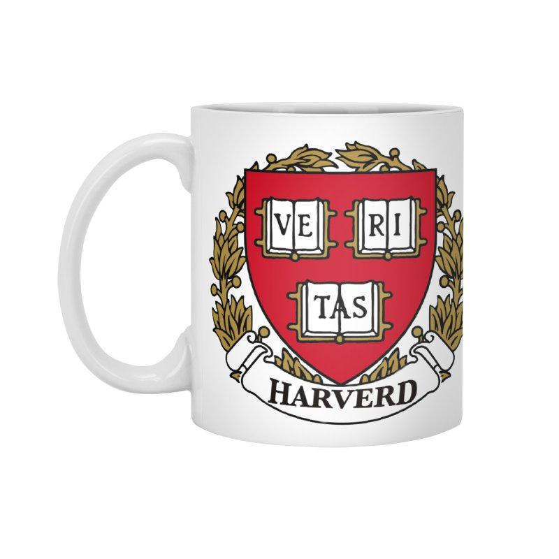 Harverd Accessories Mug by The David Feldman Show Official Merch Store