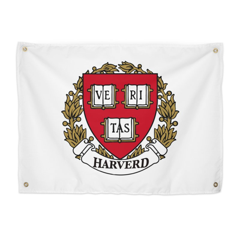 Harverd Home Tapestry by The David Feldman Show Official Merch Store