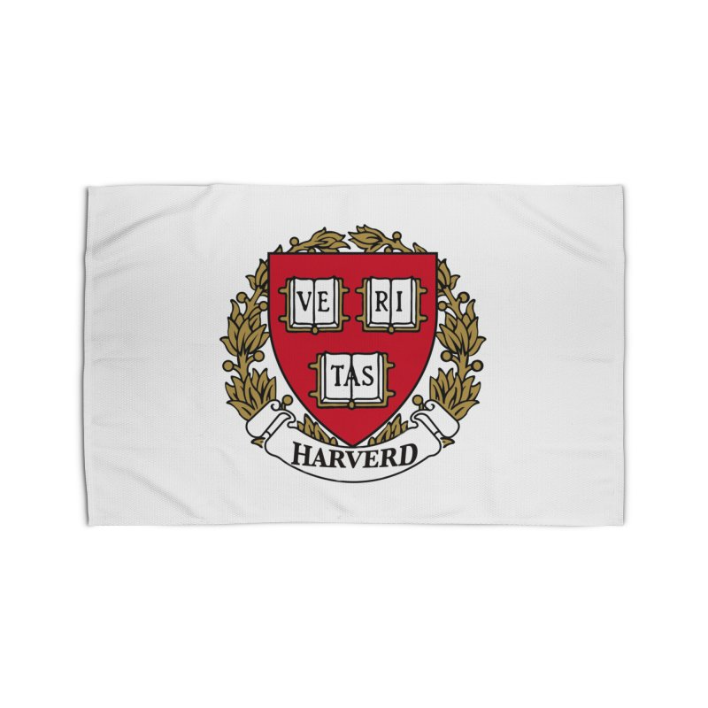 Harverd Home Rug by The David Feldman Show Official Merch Store