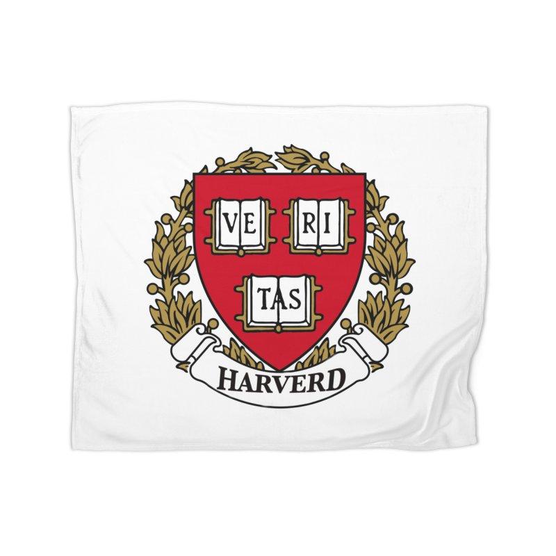 Harverd Home Blanket by The David Feldman Show Official Merch Store