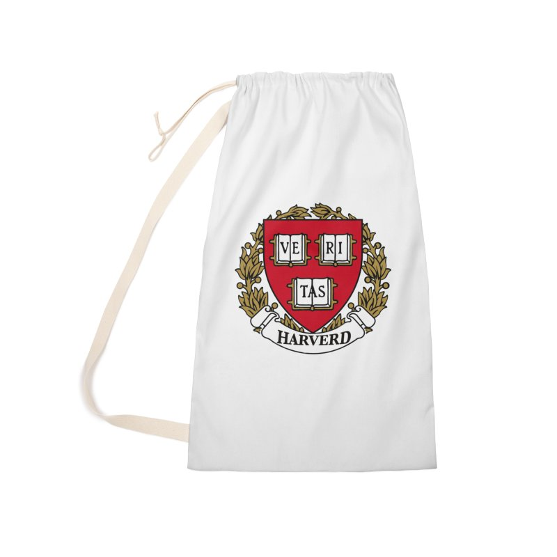 Harverd Accessories Laundry Bag Bag by The David Feldman Show Official Merch Store