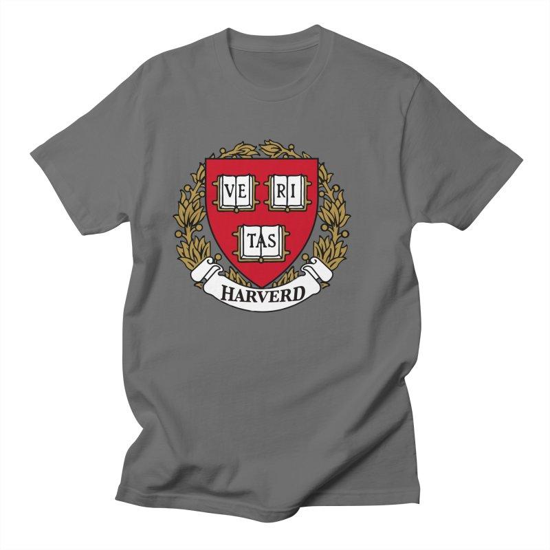 Harverd Men's T-Shirt by The David Feldman Show Official Merch Store