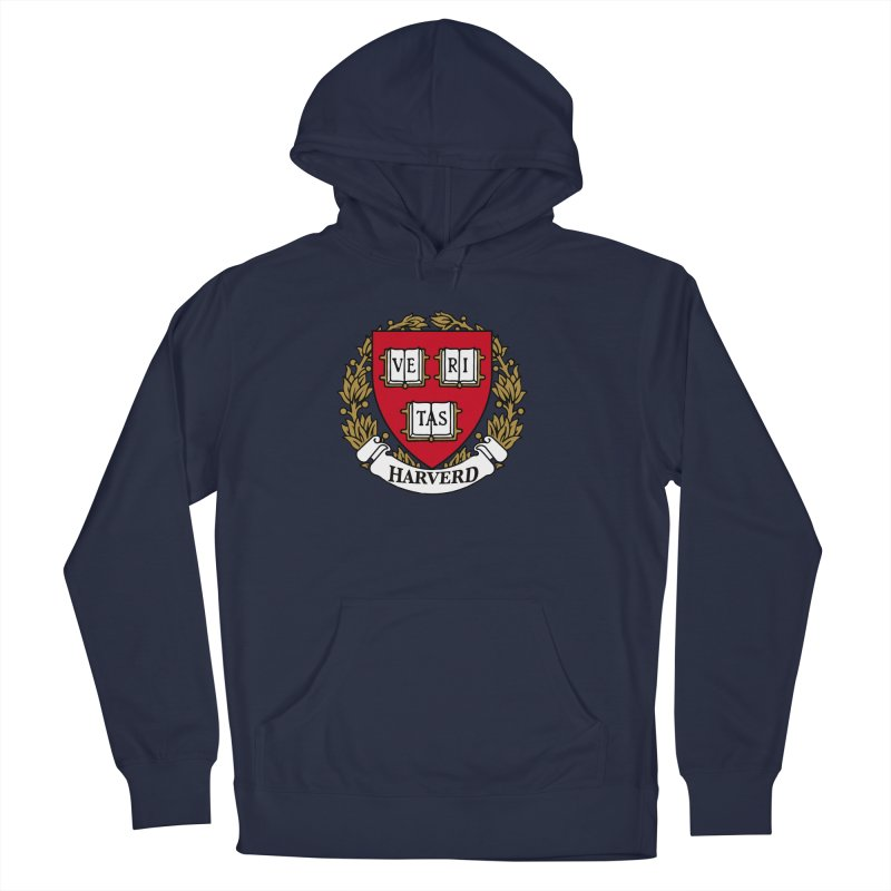 Harverd Men's Pullover Hoody by The David Feldman Show Official Merch Store