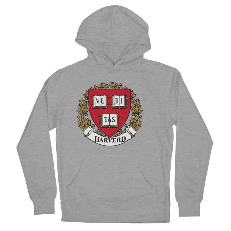 Harverd Men's French Terry Pullover Hoody by The David Feldman Show Official Merch Store