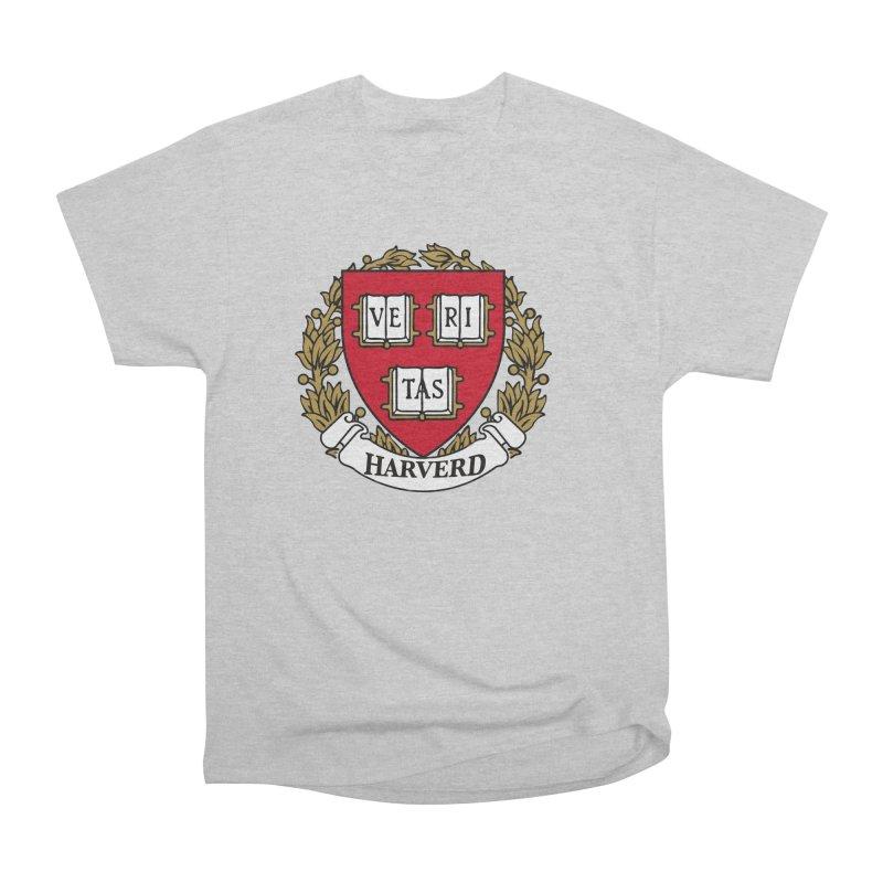 Harverd Women's Classic Unisex T-Shirt by The David Feldman Show Official Merch Store