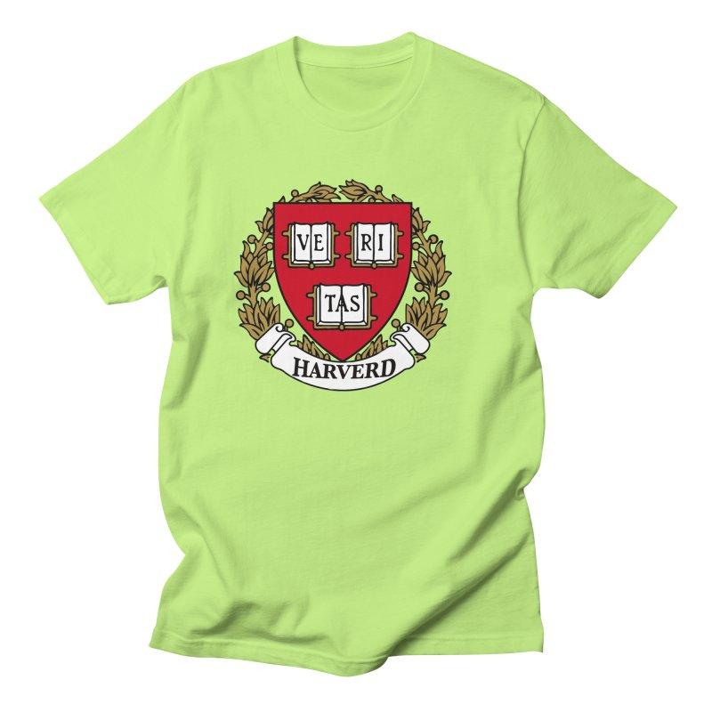 Harverd Women's Unisex T-Shirt by The David Feldman Show Official Merch Store