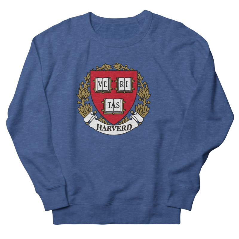 Harverd Men's French Terry Sweatshirt by The David Feldman Show Official Merch Store
