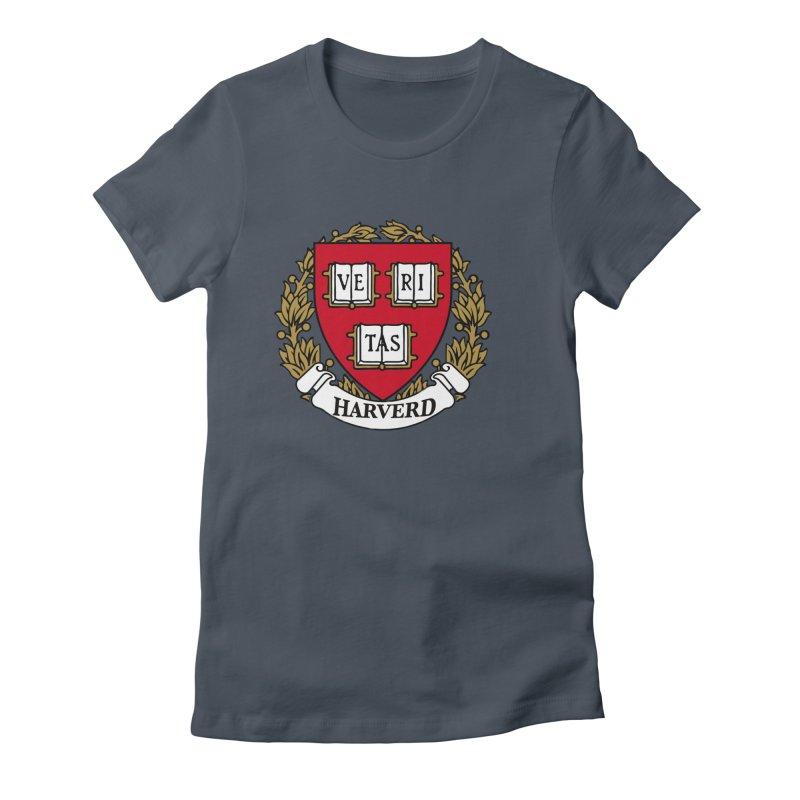 Harverd Women's T-Shirt by The David Feldman Show Official Merch Store