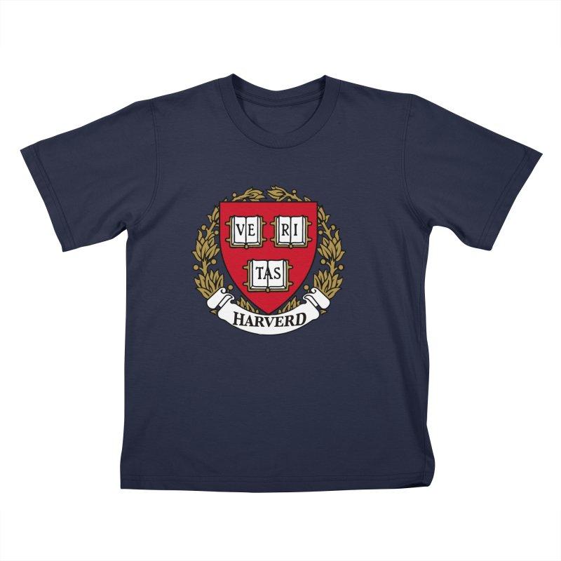 Harverd Kids T-Shirt by The David Feldman Show Official Merch Store