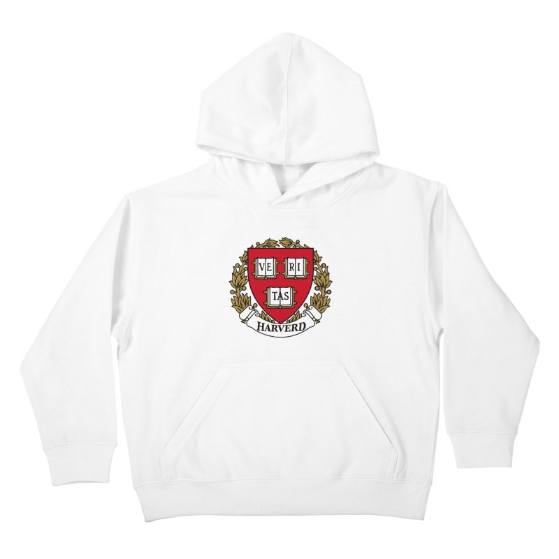 Harverd Kids Pullover Hoody by The David Feldman Show Official Merch Store