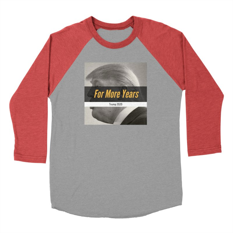 For More Years Men's Longsleeve T-Shirt by The David Feldman Show Official Merch Store