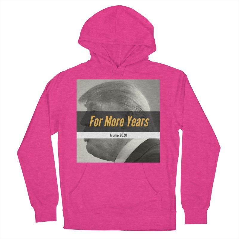 For More Years Men's Pullover Hoody by The David Feldman Show Official Merch Store
