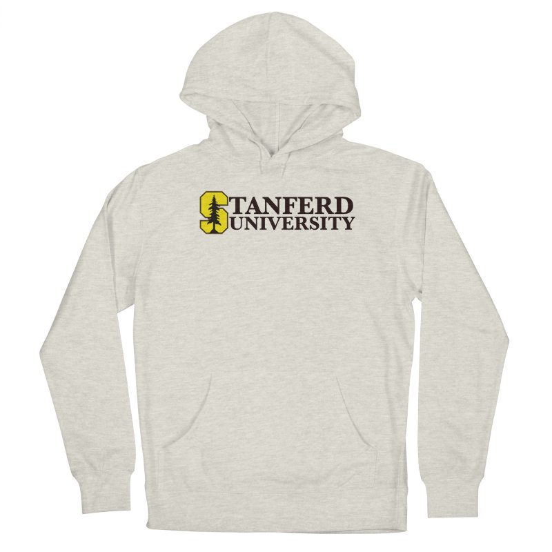 Stanferd in Men's French Terry Pullover Hoody Heather Oatmeal by The David Feldman Show Official Merch Store