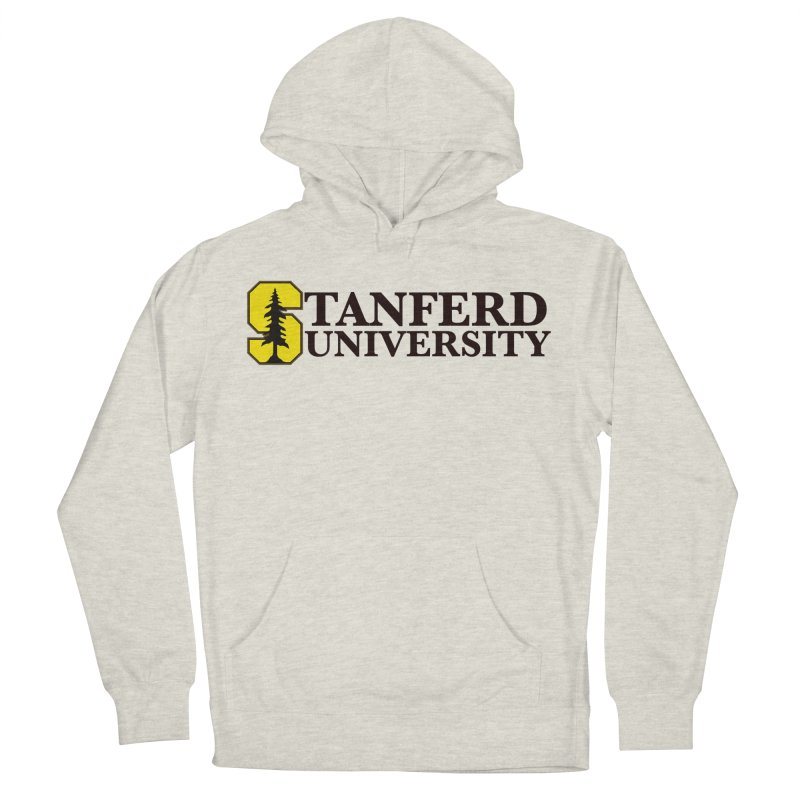 Stanferd in Men's Pullover Hoody Heather Oatmeal by The David Feldman Show Official Merch Store