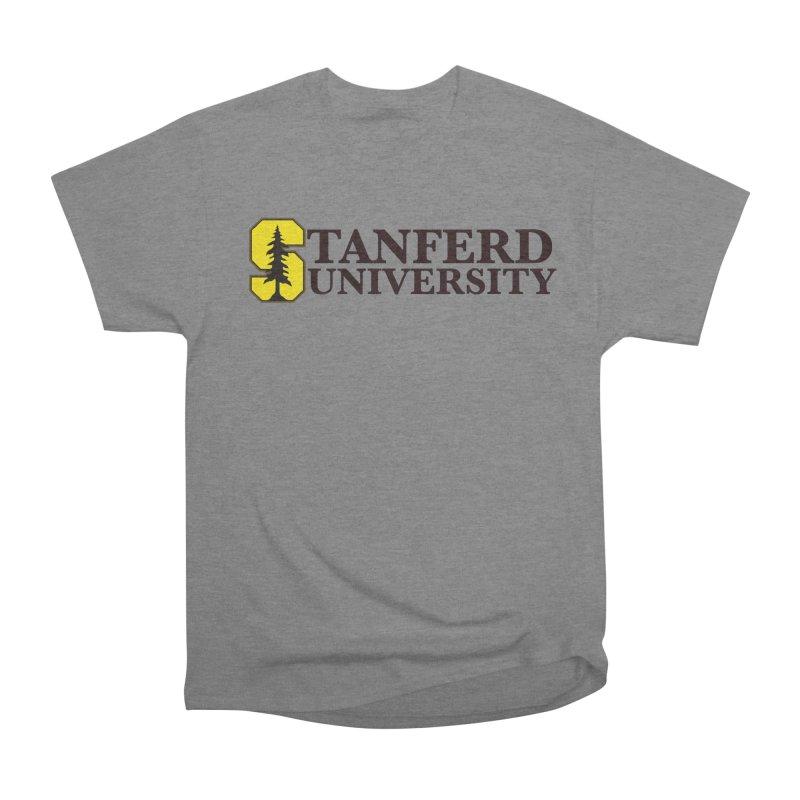 Stanferd Women's Heavyweight Unisex T-Shirt by The David Feldman Show Official Merch Store
