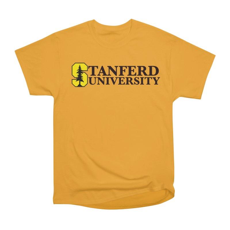 Stanferd Men's Heavyweight T-Shirt by The David Feldman Show Official Merch Store