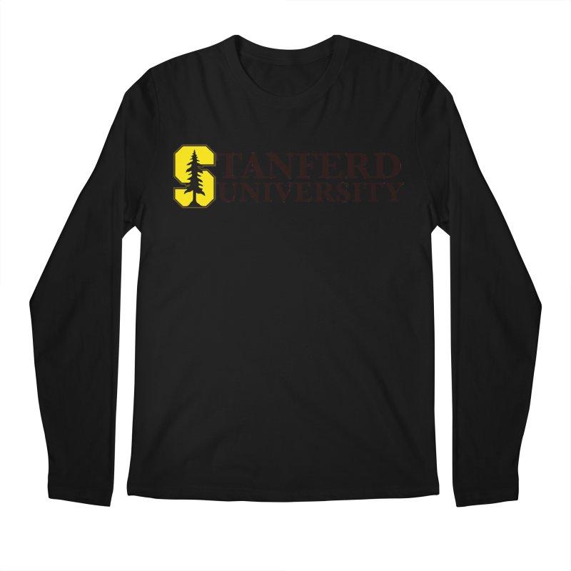 Stanferd Men's Regular Longsleeve T-Shirt by The David Feldman Show Official Merch Store