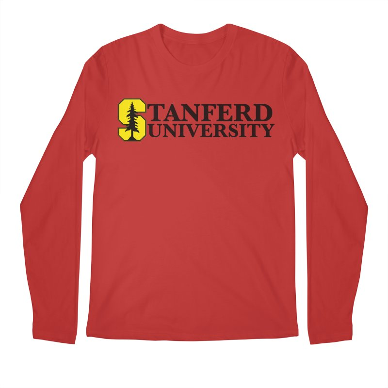 Stanferd Men's Regular Longsleeve T-Shirt by The David Feldman Show Official Merch Store