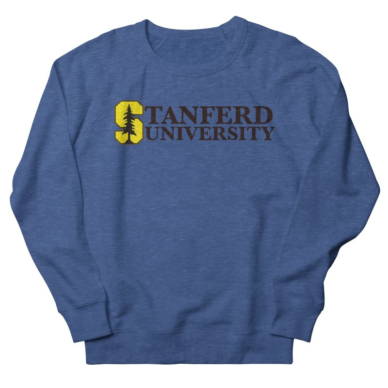 Stanferd Women's French Terry Sweatshirt by The David Feldman Show Official Merch Store
