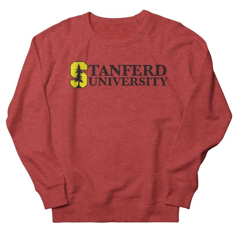 Stanferd Men's French Terry Sweatshirt by The David Feldman Show Official Merch Store