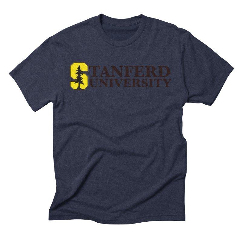 Stanferd Men's Triblend T-Shirt by The David Feldman Show Official Merch Store