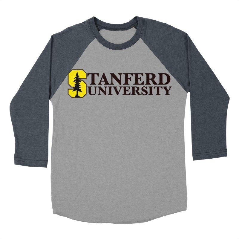 Stanferd Women's Baseball Triblend T-Shirt by The David Feldman Show Official Merch Store