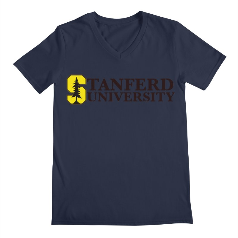 Stanferd Men's Regular V-Neck by The David Feldman Show Official Merch Store