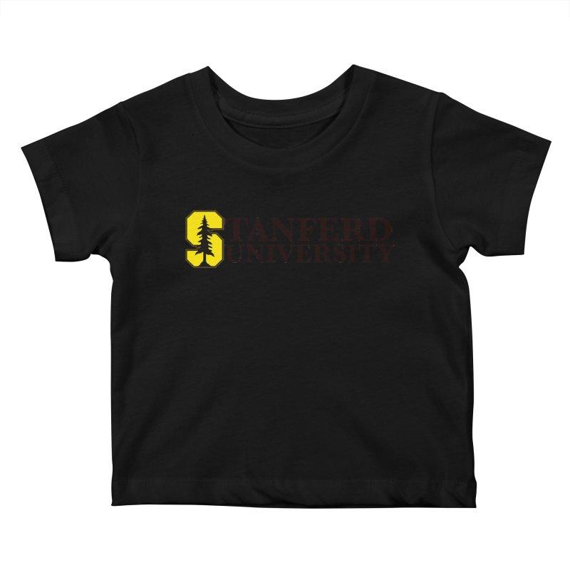 Stanferd Kids Baby T-Shirt by The David Feldman Show Official Merch Store