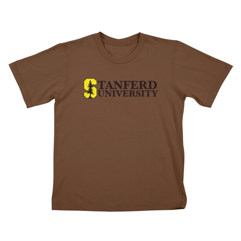 Stanferd Kids T-Shirt by The David Feldman Show Official Merch Store