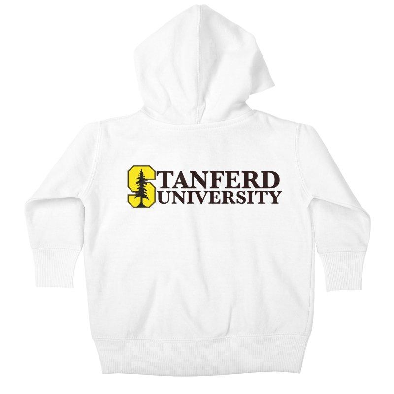 Stanferd Kids Baby Zip-Up Hoody by The David Feldman Show Official Merch Store