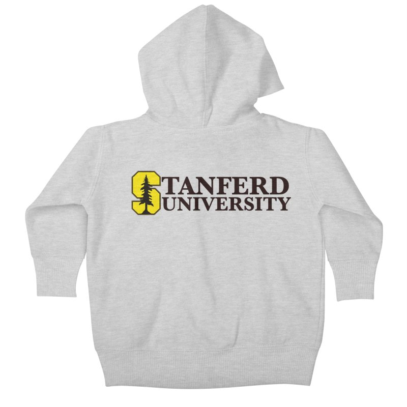 Stanferd Kids Baby Zip-Up Hoody by The David Feldman Show Official Merch Store