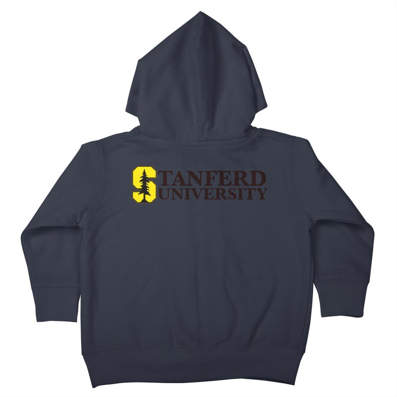 Stanferd Kids Toddler Zip-Up Hoody by The David Feldman Show Official Merch Store