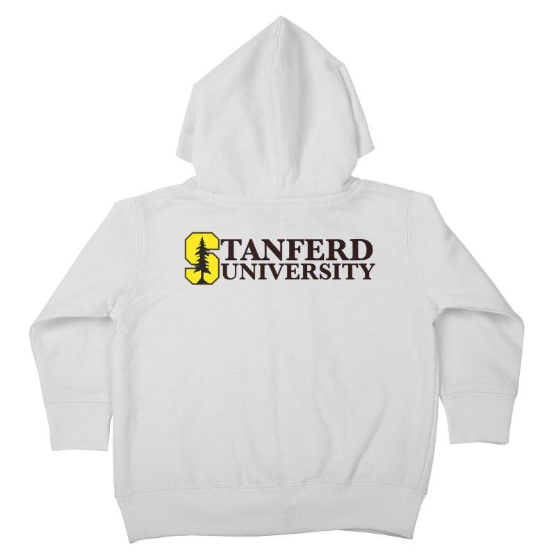 Stanferd Kids Toddler Zip-Up Hoody by The David Feldman Show Official Merch Store