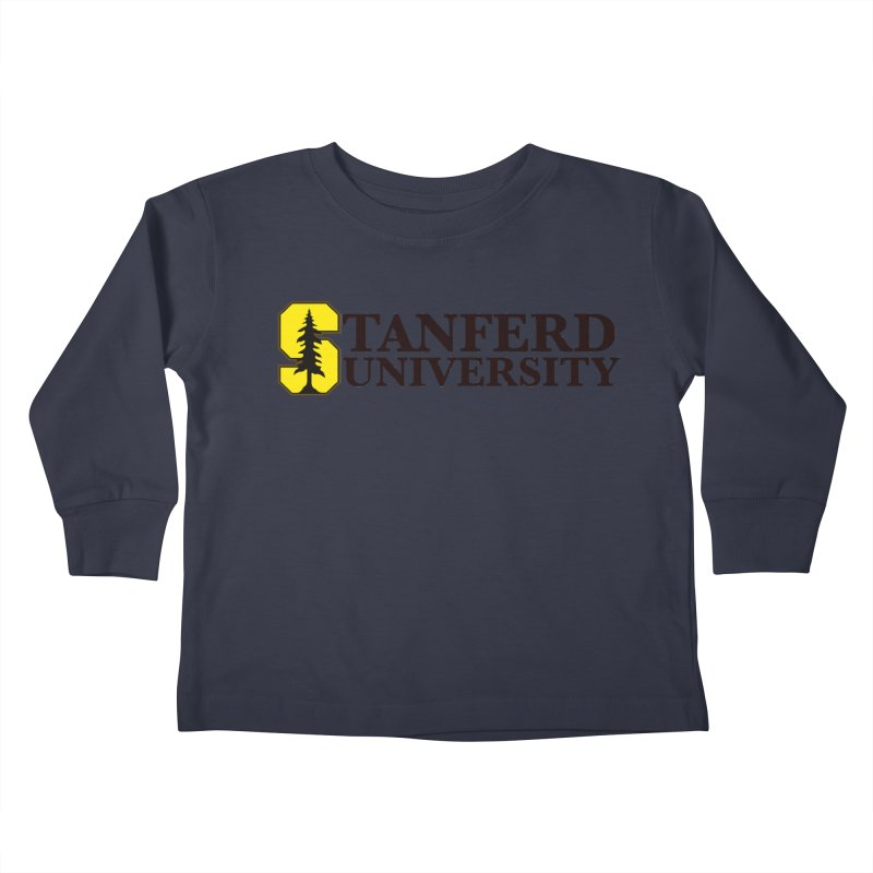Stanferd Kids Toddler Longsleeve T-Shirt by The David Feldman Show Official Merch Store