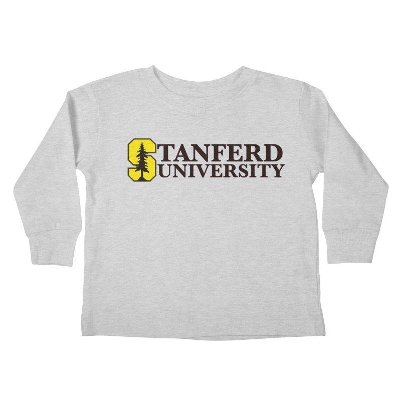 Stanferd Kids Toddler Longsleeve T-Shirt by The David Feldman Show Official Merch Store