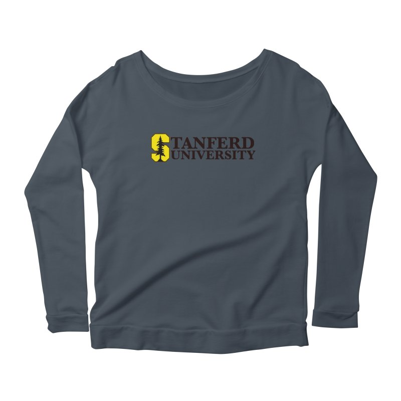 Stanferd Women's Scoop Neck Longsleeve T-Shirt by The David Feldman Show Official Merch Store