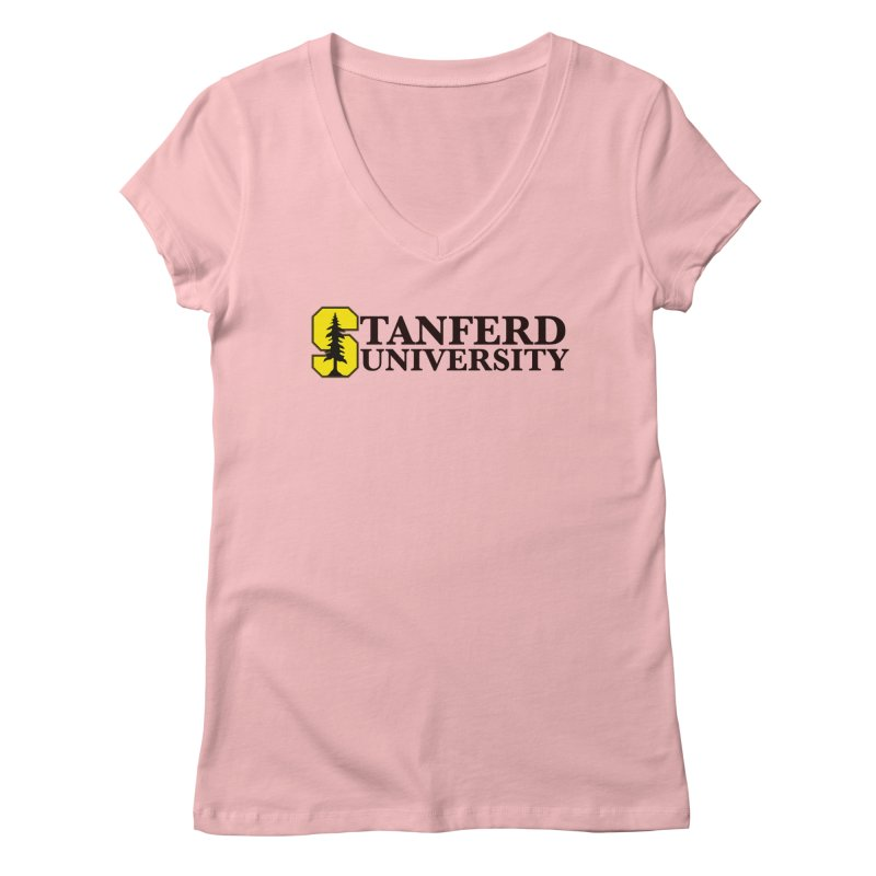 Stanferd Women's Regular V-Neck by The David Feldman Show Official Merch Store