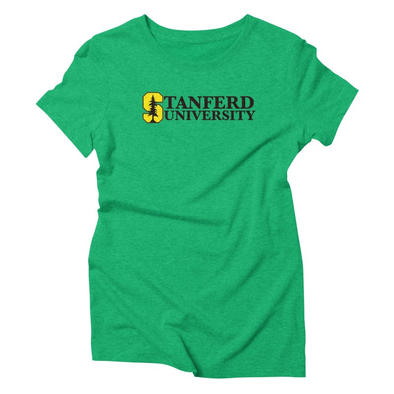 Stanferd Women's Triblend T-Shirt by The David Feldman Show Official Merch Store