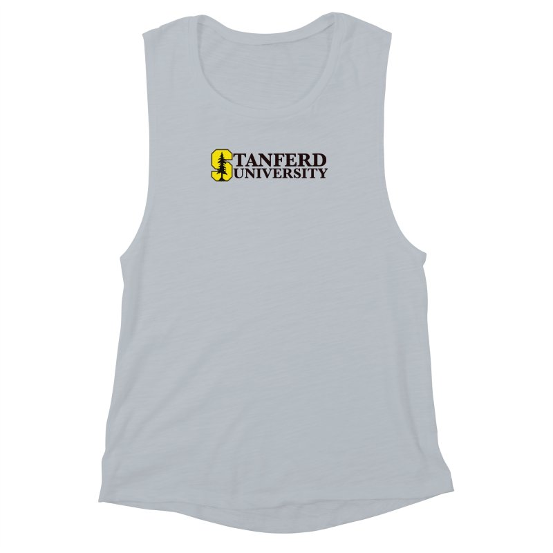 Stanferd Women's Muscle Tank by The David Feldman Show Official Merch Store