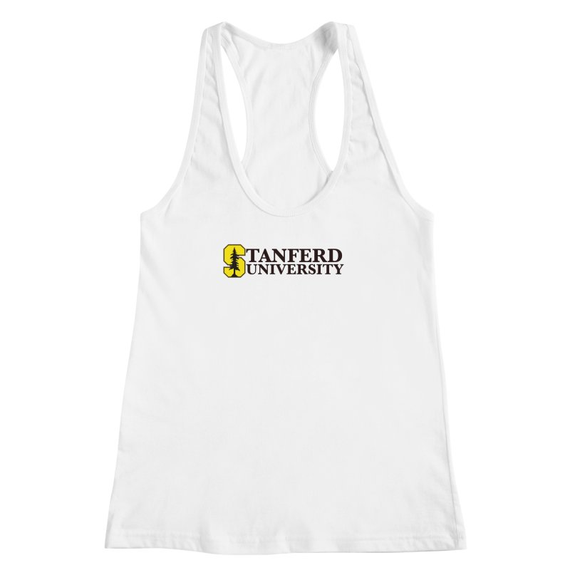 Stanferd Women's Racerback Tank by The David Feldman Show Official Merch Store