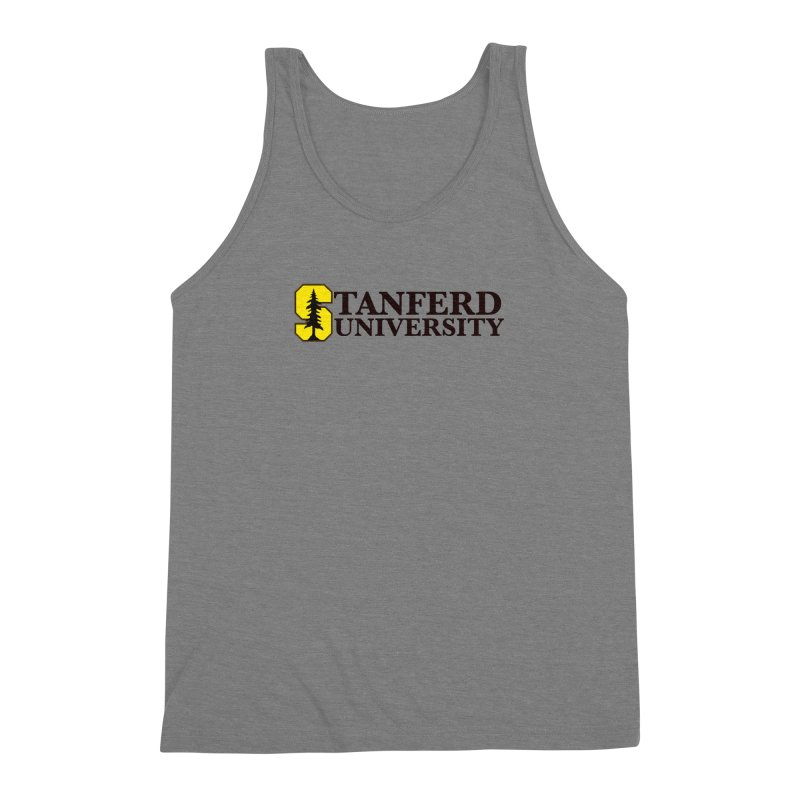 Stanferd Men's Triblend Tank by The David Feldman Show Official Merch Store