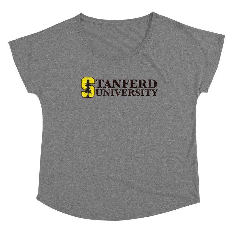 Stanferd Women's Scoop Neck by The David Feldman Show Official Merch Store