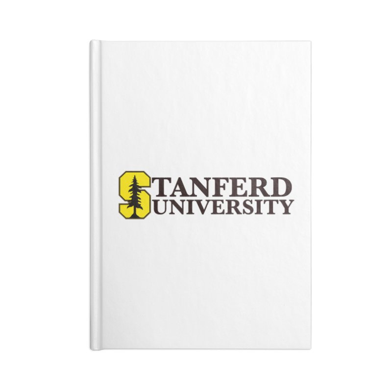 Stanferd Accessories Blank Journal Notebook by The David Feldman Show Official Merch Store