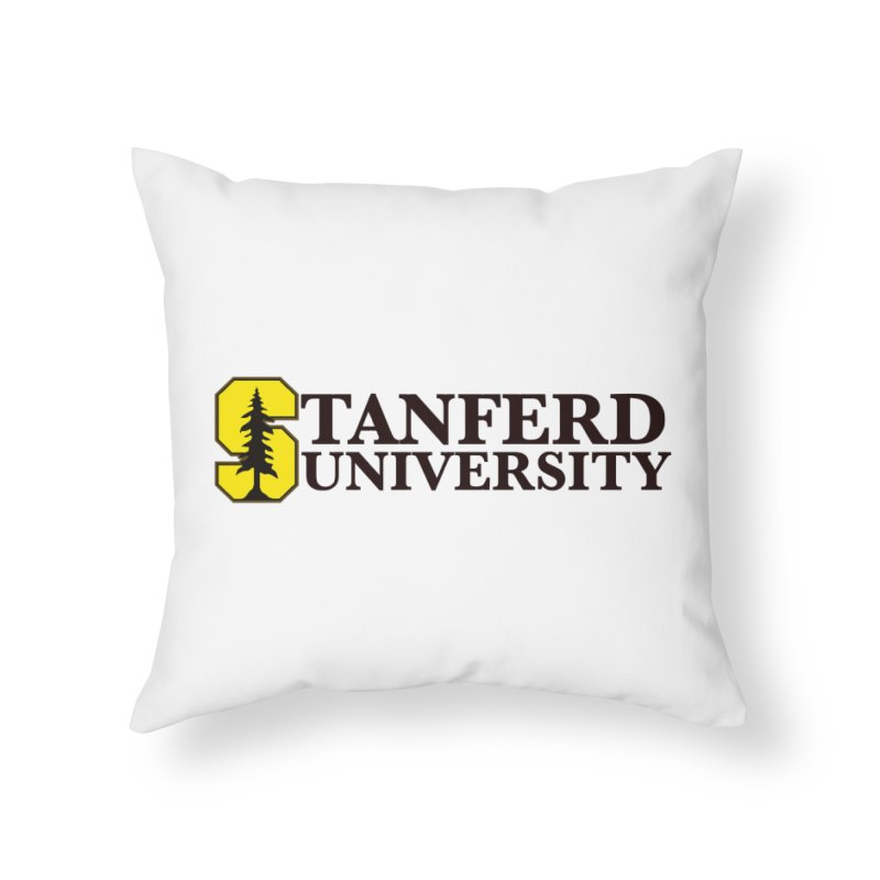 Stanferd Home Throw Pillow by The David Feldman Show Official Merch Store