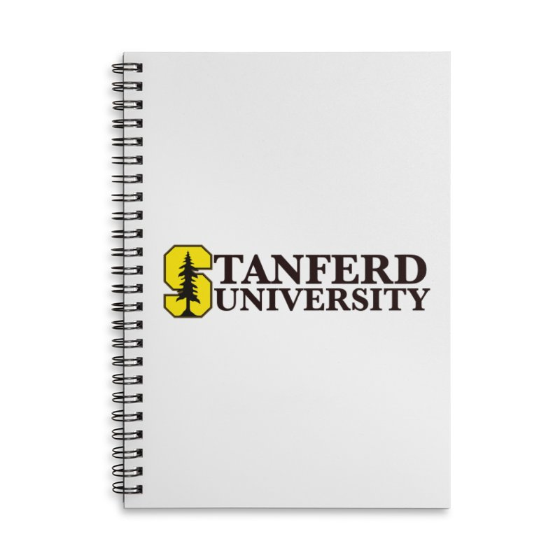 Stanferd Accessories Lined Spiral Notebook by The David Feldman Show Official Merch Store